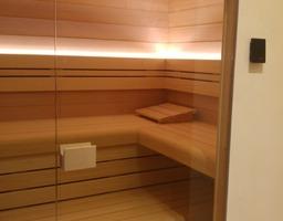 hemlock sauna